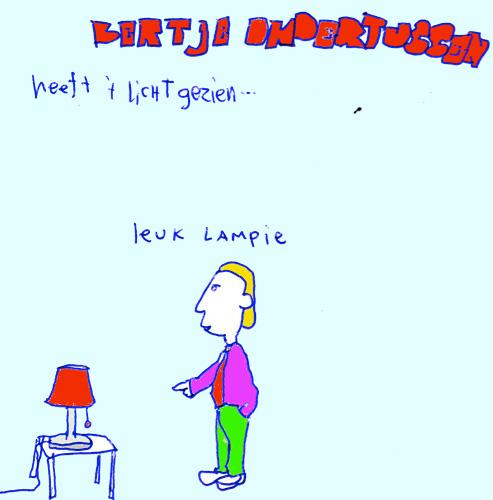 bertje-lampie