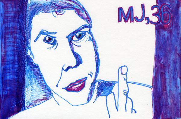 MJ, 36