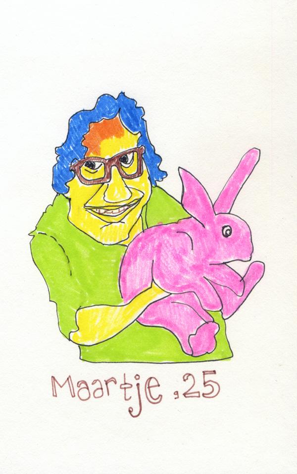 Maartje, 25