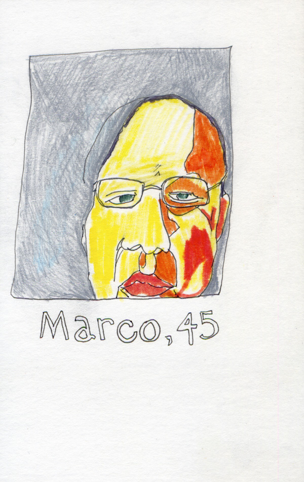 Marco, 45