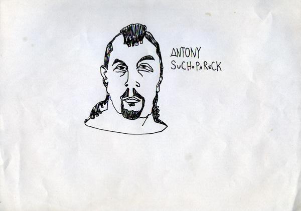 antony suchoparek