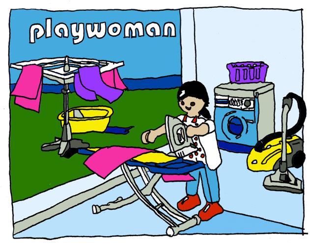 playwoman