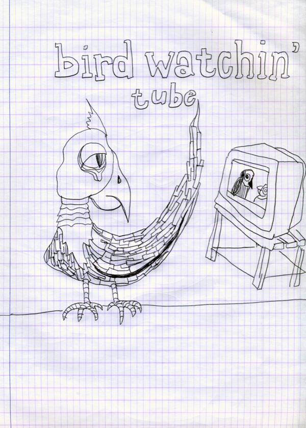 bird-watchin-tube